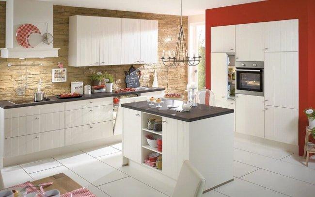 Flair 424 Nobilia Kitchen