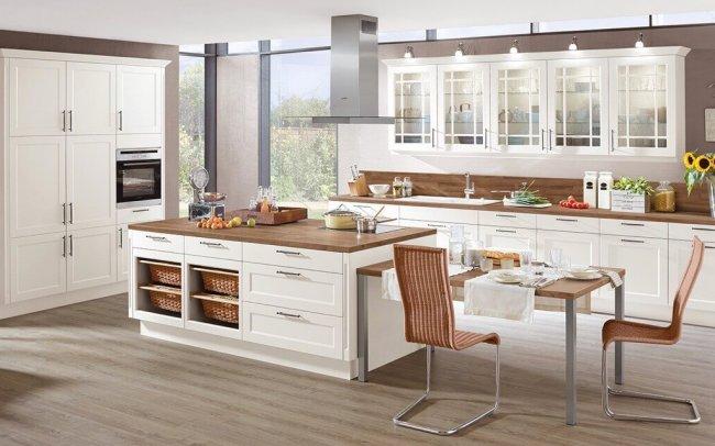 Chalet 885 Nobilia Kitchen