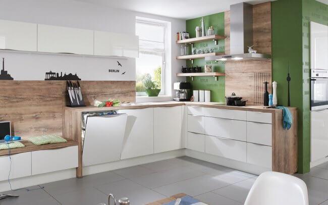Focus 460 Nobilia Kitchen