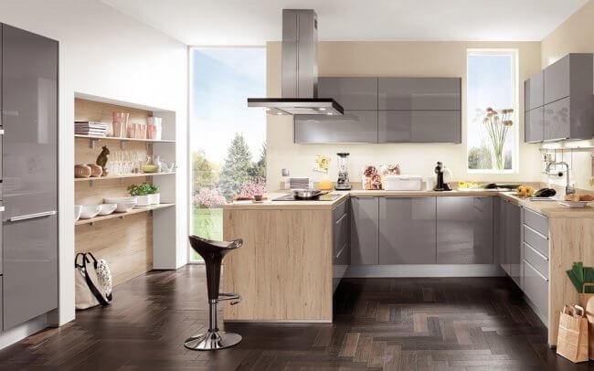 Focus 465 Nobilia Kitchen