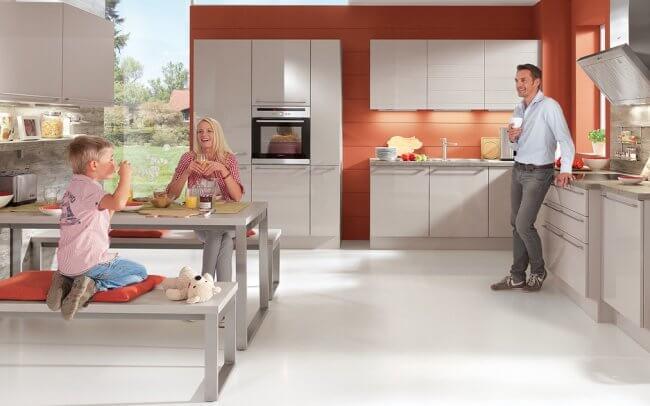 Focus 467 Nobilia Kitchen