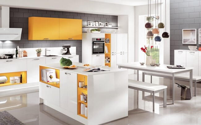 Focus 470 Nobilia Kitchen