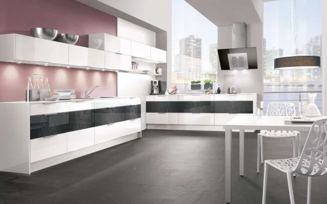 Highlight 960 Nobilia Kitchen