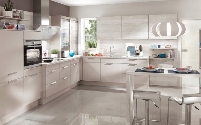 Laser 415 Nobilia Kitchen