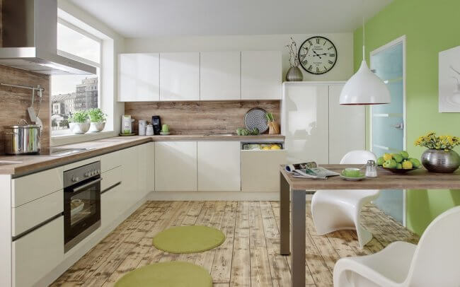 Lux 816 Nobilia Kitchen