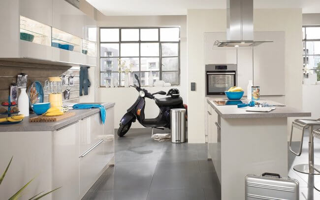 Lux 838 Nobilia Kitchen