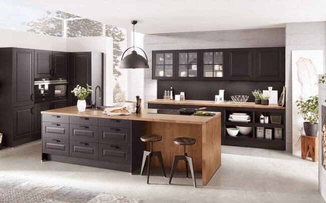 Sylt 851 Nobilia Kitchen